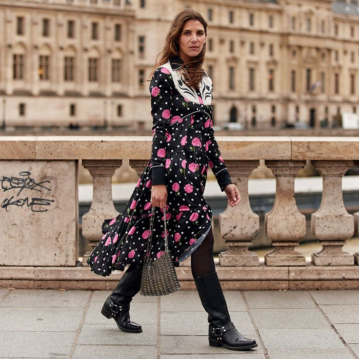 fall dresses to wear with boots