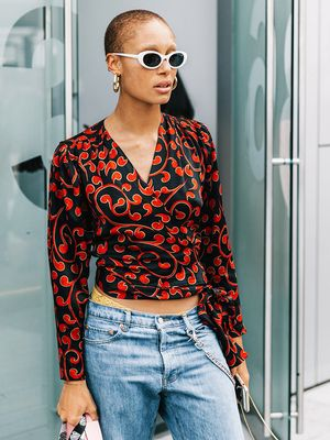 20 Pretty Blouses That Will Get You Tons of Compliments
