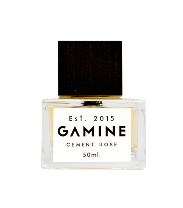 Gamine Cement Rose - rose perfumes