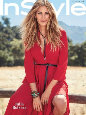 The One Trend We're Copying From Julia Roberts's New Cover Shoot