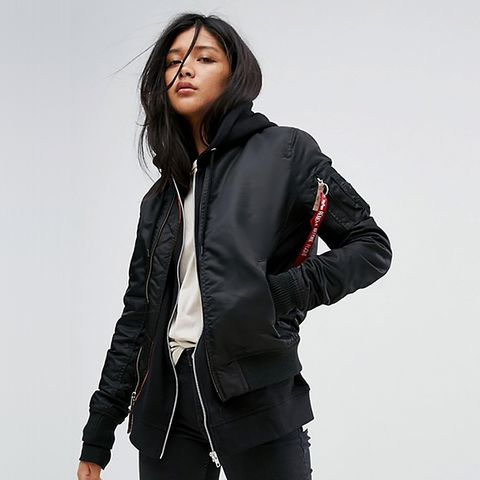 Soft Shell Bomber Jacket