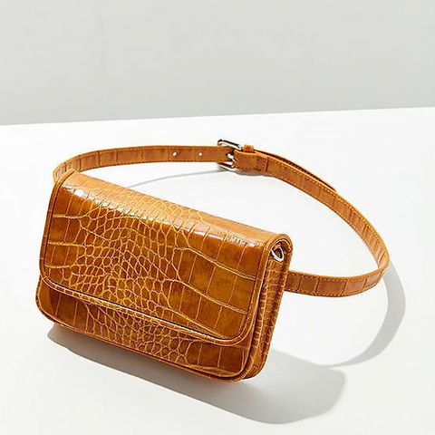 Lera Croc Convertible Bag