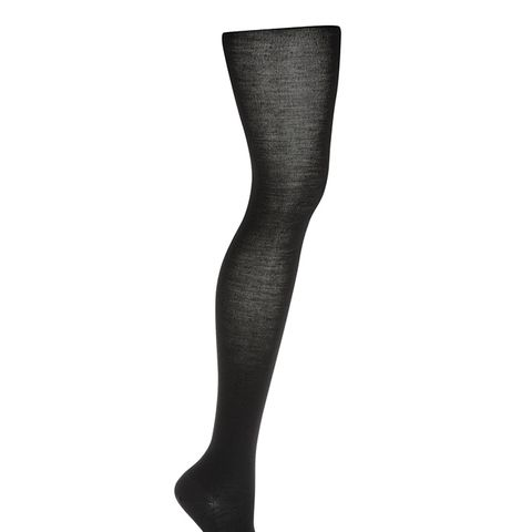 Merino Wool-blend Tights