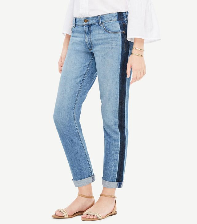 Ann Taylor All Day Girlfriend Jeans
