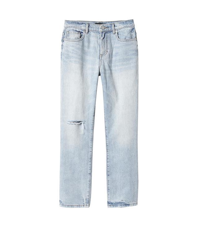 Banana Republic Sadie Wash Vintage Straight Jeans