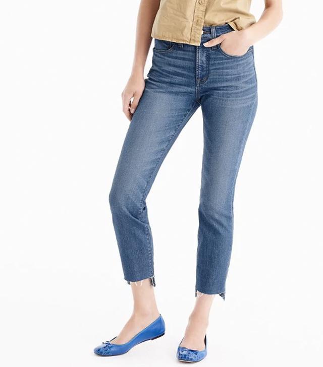 J.Crew Vintage Crop Jeans