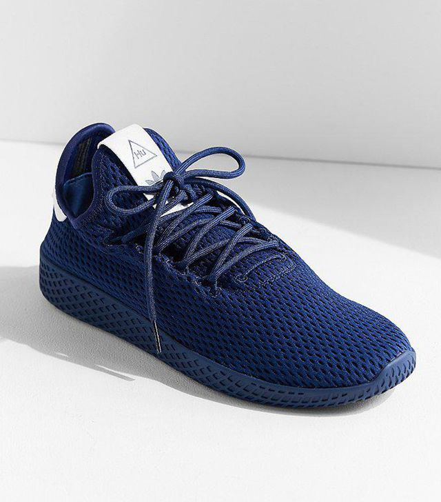 Adidas Originals x Pharrell Williams Tennis Hu Primary Sneakers