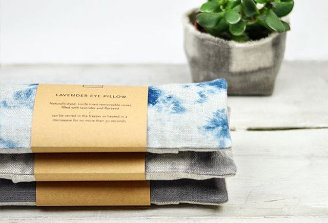 Lavender Eye Pillow by Gray Green Goods