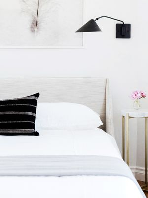 A Fashion It Girl Gave Her California Bedroom a Makeover—Come Peek Inside