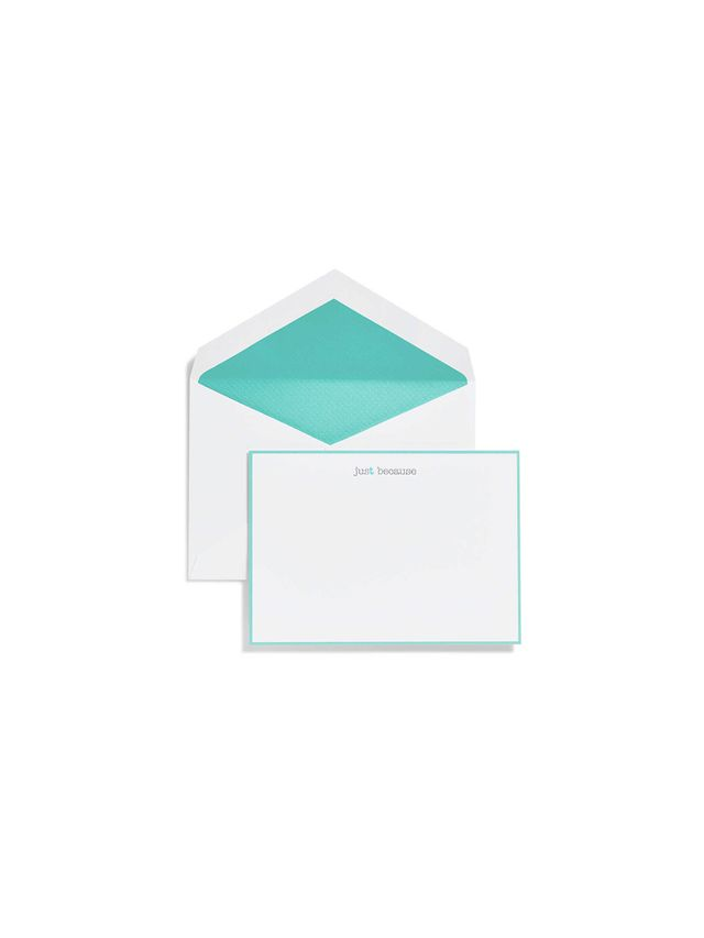 Tiffany & Co. T Notecards