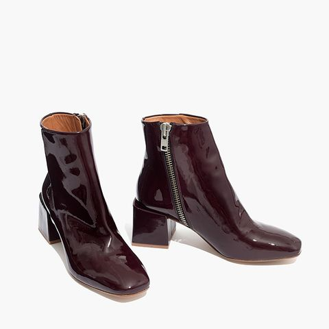 Why Patent Leather Boots Are the It Winter Boot for 2018 ...