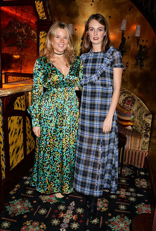WHO: Tarka Russell and Lady Violet Manners