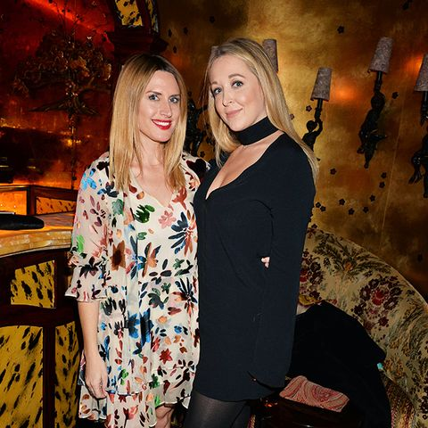 What London's Cool Girls Wore to Last Night's #WWWSupperClub