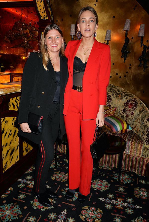 WHO: Marina Ayton and Daisy Knatchbull