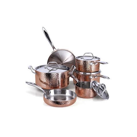 Seville Series Cookware Set