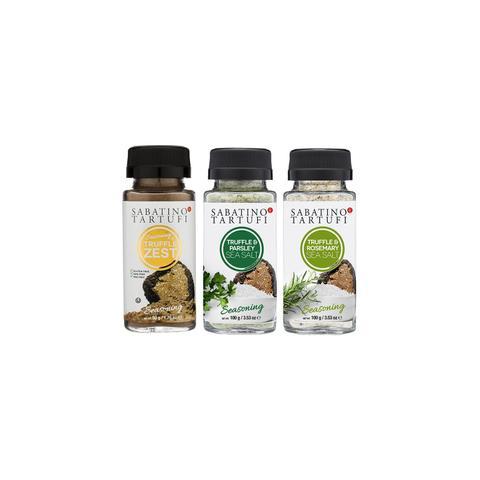 Truffles Seasoning Collection