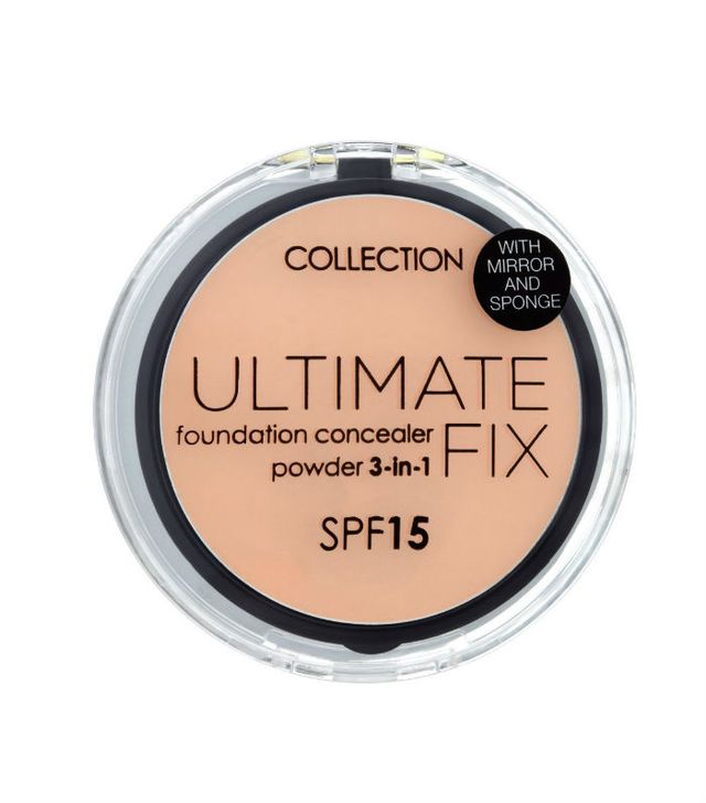 Collection Ultimate Fix Foundation