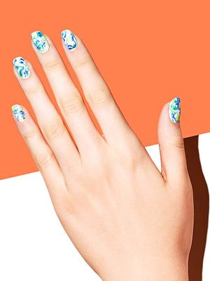 7 Easy Steps to Create Marbling Nails at Home