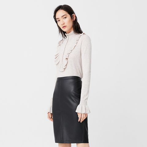 Opening Pencil Skirt