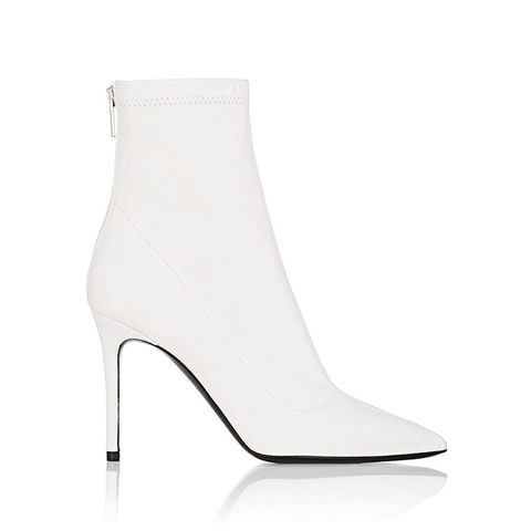 Lula Leather Ankle Boots