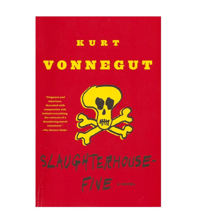 "an analysis of the world war two parody in slaughterhouse five by kurt vonnegut Of survivor's guilt after world war ii in that billy ""everything was beautiful and nothing hurt of kurt vonnegut's slaughterhouse-five, or."