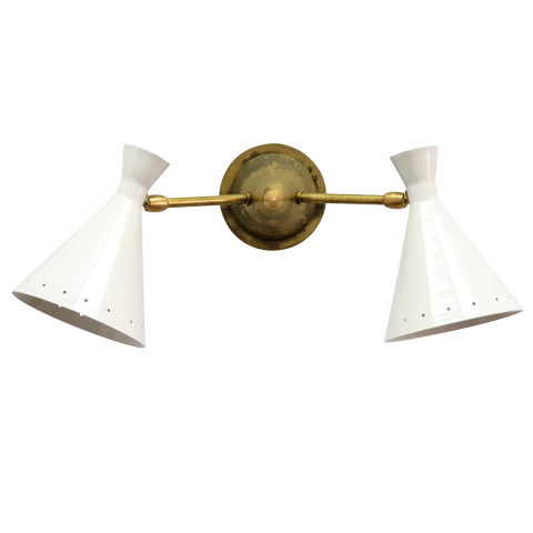 Italian Double Wall Light
