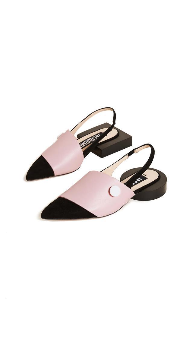 Les Boutons Sandals