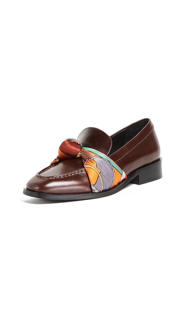 Bollero Scarf Loafers