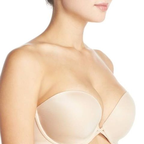 Amazing Assets Convertible Underwire Push-Up Bra