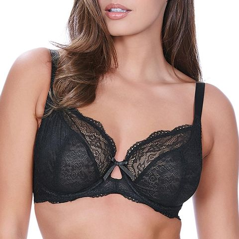 Fancies Underwire Plunge Bra