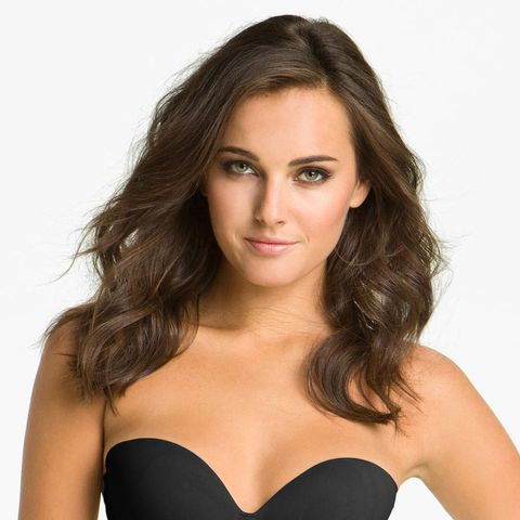 Go Bare Backless Strapless Underwire Bra