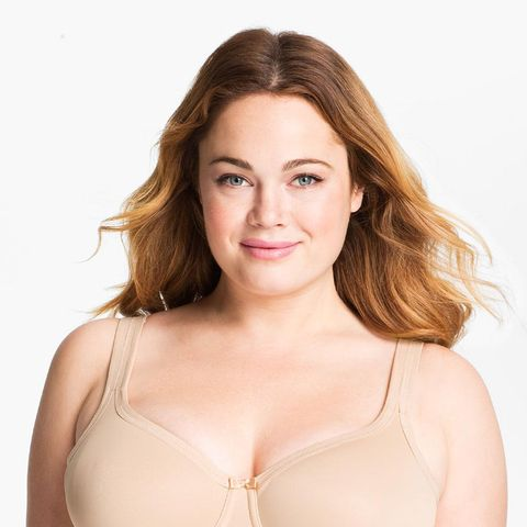 Smoothing Underwire Bra