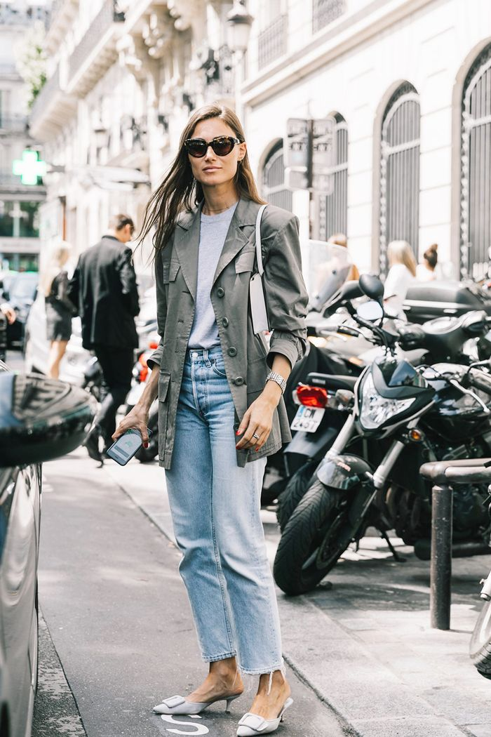 25 New Ways to Wear Mom Jeans | Who