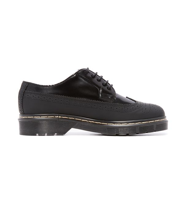 Dennis Rubber Brogue Shoes