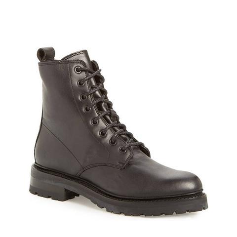 Julie Combat Boots