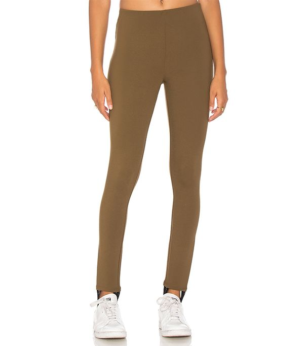 Free People Hi Rise Ponti Stirrup Legging