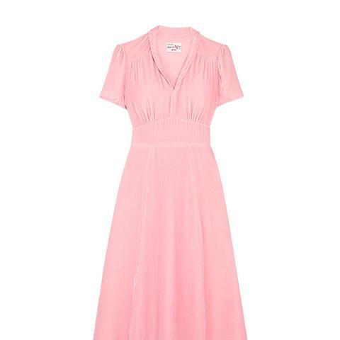 Morgan Velvet Dress