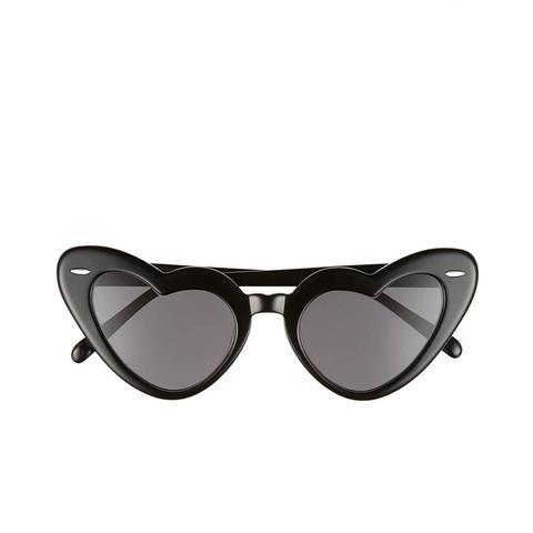 Takesh J'Adore Heart Sunglasses