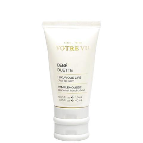 Bébé Duette Lip Balm & Hand Crème