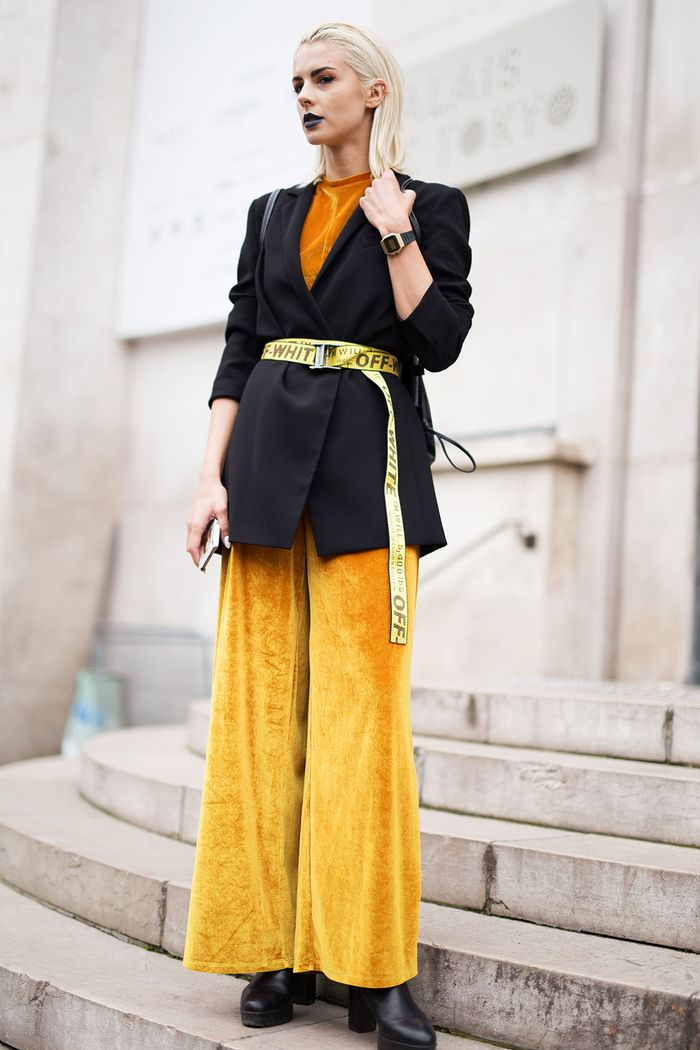 20 Black And Gold Outfits To Wear This Winter Who What Wear