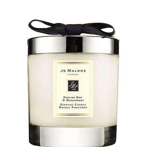 English Oak and Redcurrant Home Candle