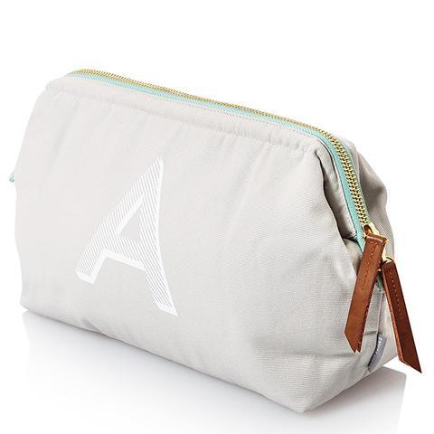 Alphabet Wash Bag