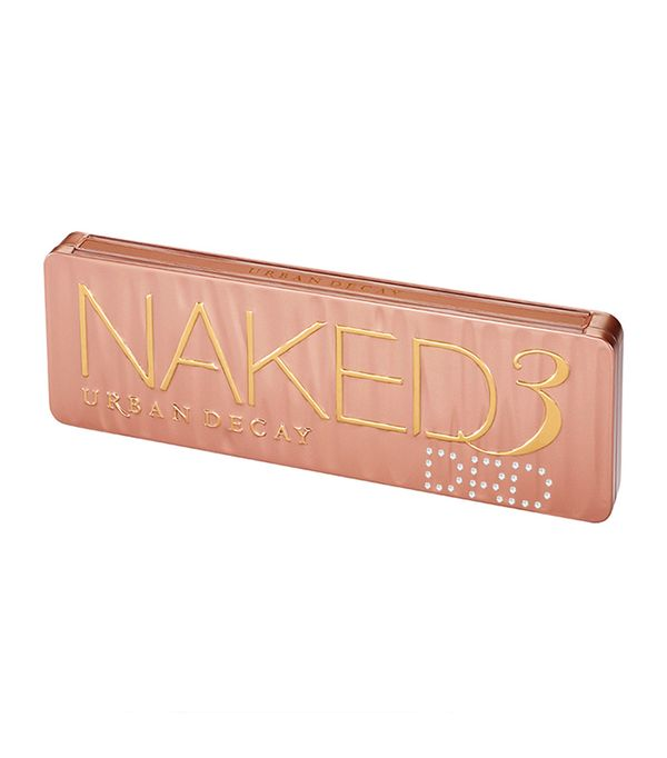 Personalised gifts for friends: Urban Decay Naked 3 Palette