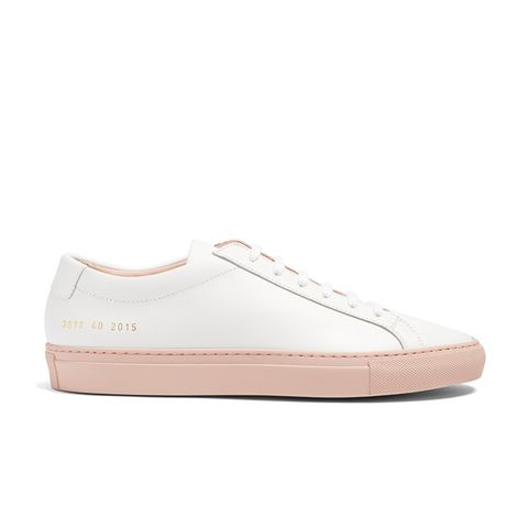 Original Achilles Low-Top Leather Trainers