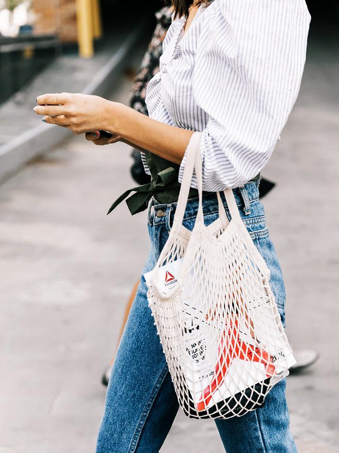 net bag street style