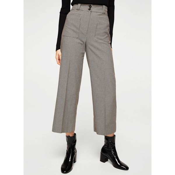 10 Things I'm Throwing Away Before December 31, Mango Mini Houndstooth Trousers