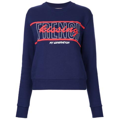 French Kissing Sweatshirt