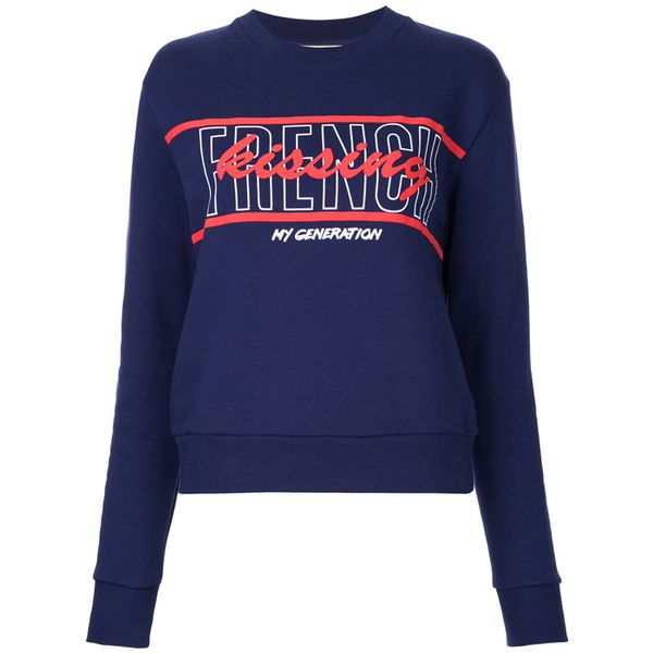 10 Things I'm Throwing Away Before December 31, Etre Cecile French Kissing Sweatshirt