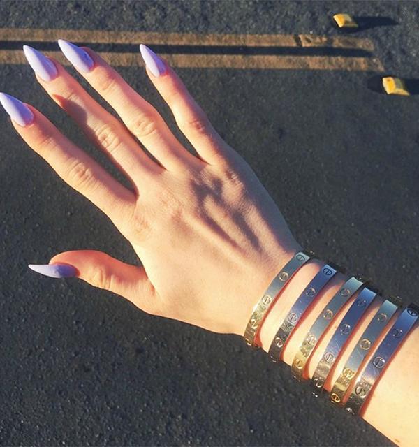 Fashion status items: Cartier Love Bracelet