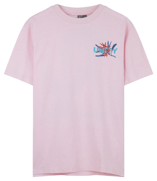 ASOS x GLAAD T-Shirt With Tropical Print